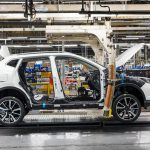 Car Production Rolls On After Brexit